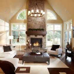 Vaulted Ceiling Fireplace by Pin By E Dunham On For The Home