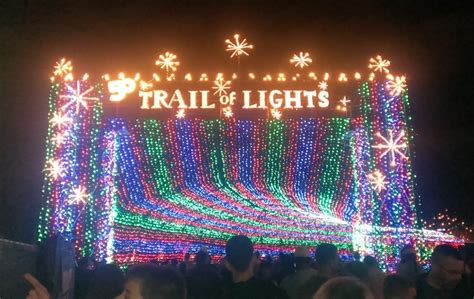 and lakeway light up the trails in december lake