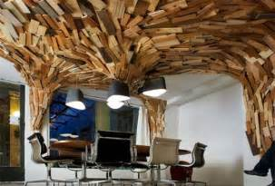 Unique Interior Design Showcase Of Most Cleverly Creative Office Interior Designs