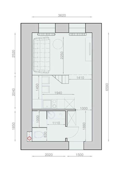 Amenagement Petit Espace 20m2 2616 by Am 233 Nager Un Studio Int 233 Rieurs Design De Moins De 30m2
