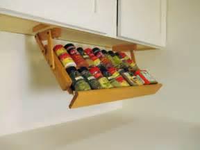 Kitchen Cabinet Spice Rack Organizer Ultimate Kitchen Storage Spice Rack Under Cabinet Spice