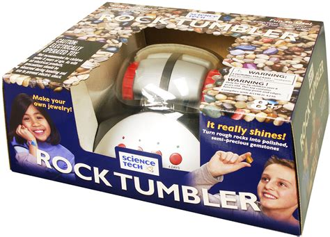 edu science rock tumbler rock tumbler ispark toys
