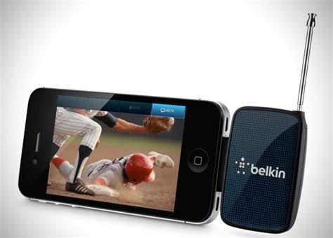 Tv Mobil belkin dyle mobile tv hiconsumption