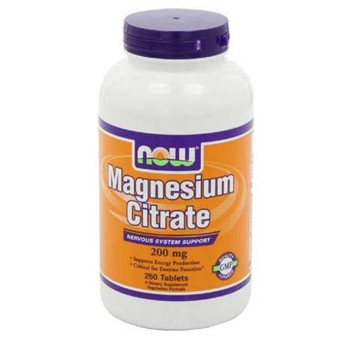 Depakine 200 Mg 40 Tablets Now Foods Magnesium Citrate 200 Mg 250 Tablets