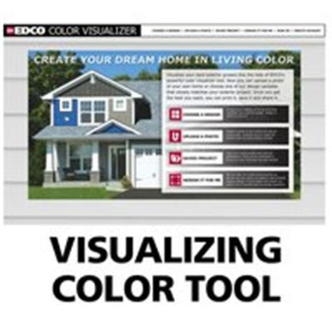 edco color visualizer edco products inc steel roofs and siding