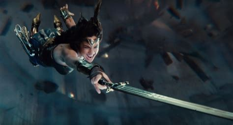 justice league film wonder woman justice league trailer breakdown let s go all in on the