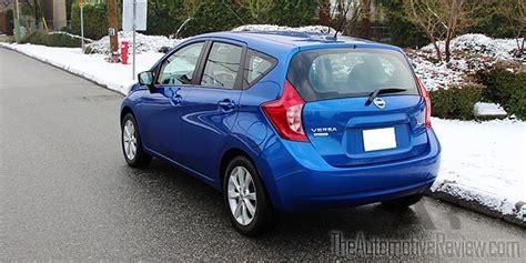 2016 nissan versa blue 2016 nissan versa note review the automotive review
