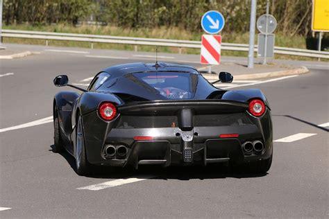 Ferrari Laferrari Xx by Laferrari Xx Might Have Lapped N 252 Rburgring In 6 35