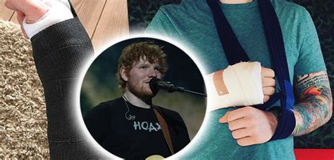 ed sheeran concert malaysia ed sheeran cancels 5 asia tour dates due to fractured arms