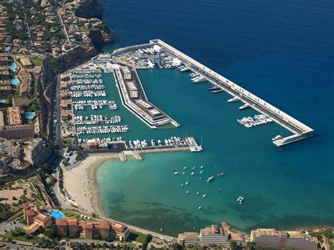 port adriano new mediterranean marina designed by
