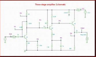 transistor lifier faults transistor fault 1 slideshow electronics circuit simulator and physics laboratory