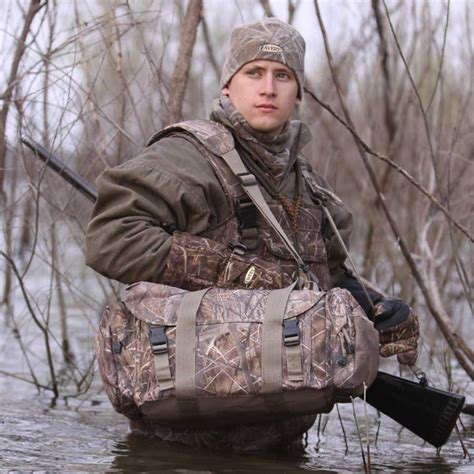 floating pit avery floating pit bag kw 1 ducks unlimited version