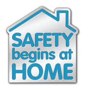 national safe at home week lapel pins saves lives lapel