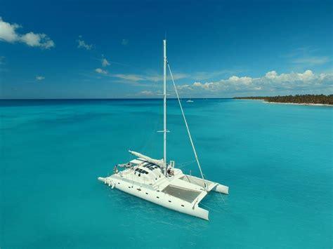 excursion en catamaran punta cana excursi 243 n en catamaran de lujo a isla de saona wannaboats