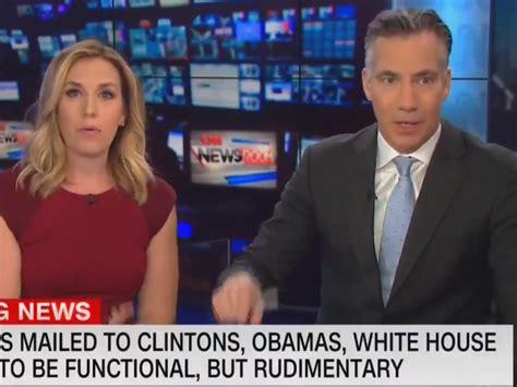 cnn news cnn bomb threat new york mayor condemns act of terror