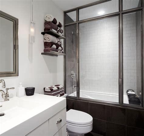 Bathroom Towel Rack Decorating Ideas Inbyggt Badkar Badrumsdr 246 Mmar