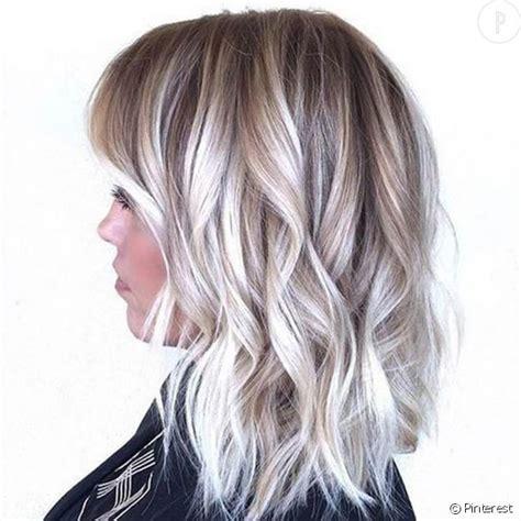 white hair with black lowlights 5 nuances de blonds polaires 224 copier