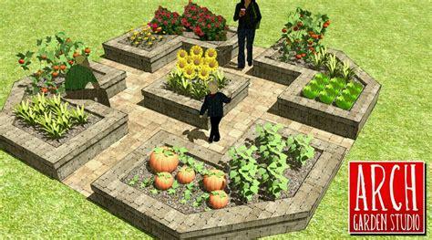 small vegetable garden layout ideas the 187 garden trends 2018