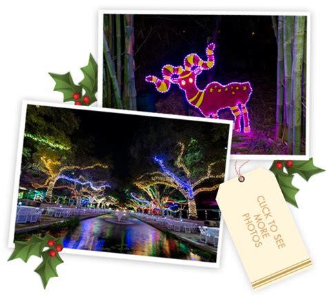Houston Zoo Txu Energy Presents Zoo Lights Zoo Lights Zoo Lights Tickets