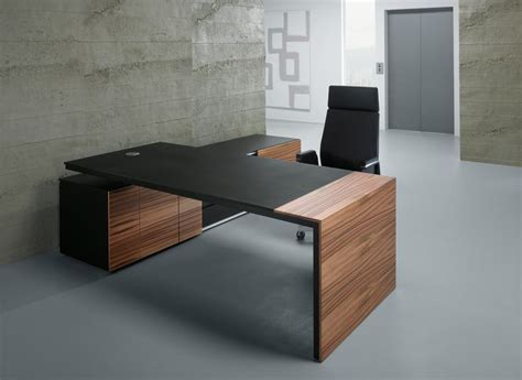 Executive Modern Desk Best 25 Modern Executive Desk Ideas On Pinterest Office Table Design Table Desk Office And