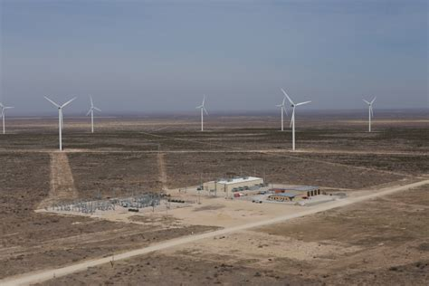 pattern energy panhandle wind pattern energy starts building texas wind energy project