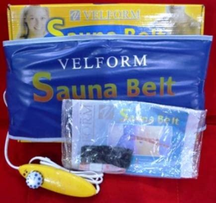 Alat Pelangsing Sauna Belt sabuk panas penghancur lemak pelangsing tubuh sauna belt