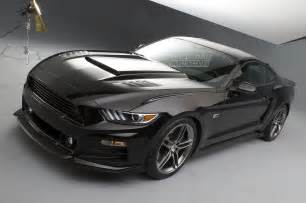 2015 Ford Mustang Roush 2015 Roush Mustang Revealed 50 Years Of Mustang