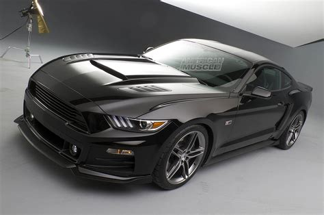 ford mustangs 2015 2015 roush mustang revealed americanmuscle mustang