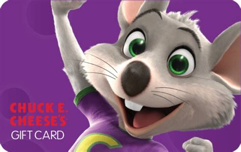 Where Can I Buy Chuck E Cheese Gift Cards - chuck e cheese gift cards