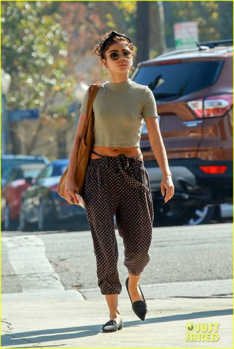 sarah hyland quotes sarah hyland shares inspirational quote about her pants