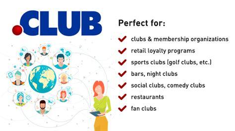club domain names  open  registration