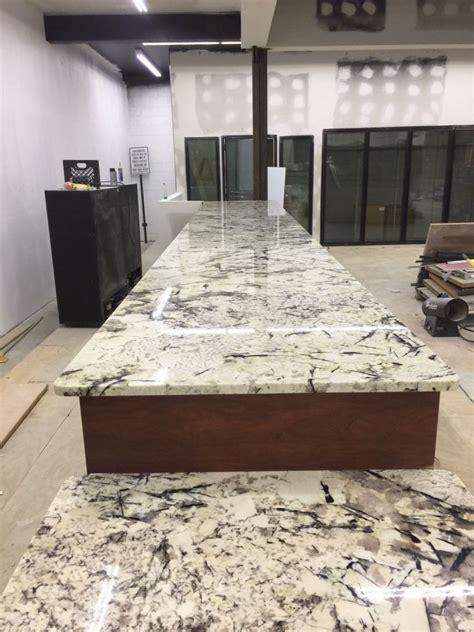 galilia granite countertop for commercial project