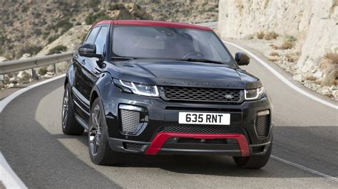 land rover new model 2017 2017 range rover evoque becomes cleaner with new engine