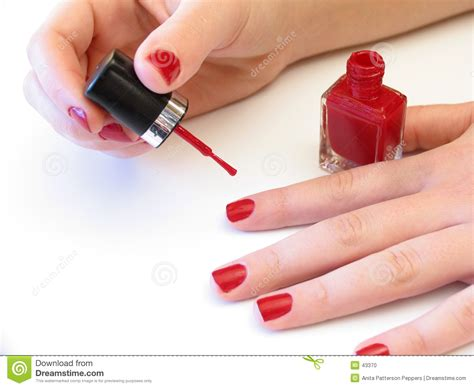 Painting Your Nails by Nails Clipart Painted Nail Pencil And In Color Nails
