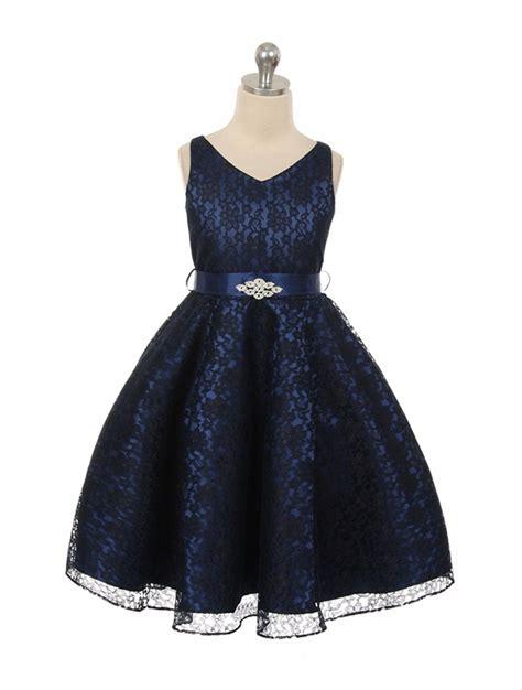 blue pattern lace dress navy blue lace contrast satin sleeveless dress w satin