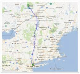 map du canada nyc to mont tremblant directions to mont tremblant