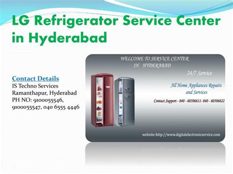 Lg servicing centers in hyderabad marriage
