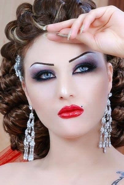 arabic hairstyles 17 best images about arabic makeup and hairstyles 2 on
