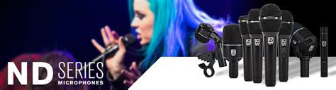 Mound Is Giving Away 10 Microphones by Enter To Win Electro Voice Nd Series Dynamic Microphones