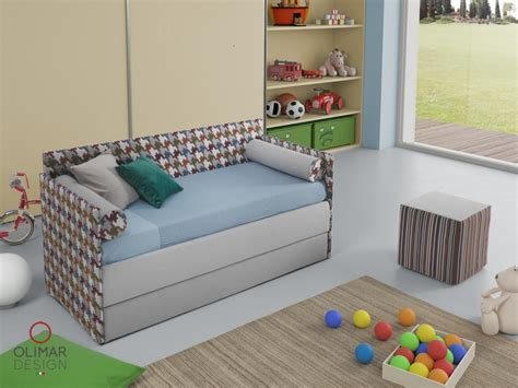 divano letto singolo estraibile divano letto singolo con secondo letto estraibile e