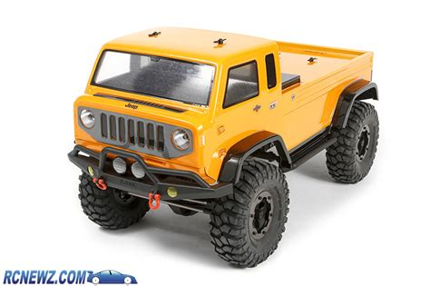 Jeep Bodies Rcnewz Axial Jeep Mighty Fc Rc Truck