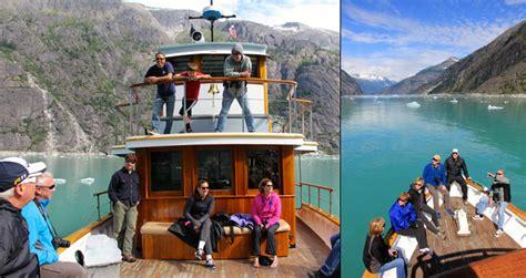 small boat alaska mv discovery alaska small ship cruises luxury alaska