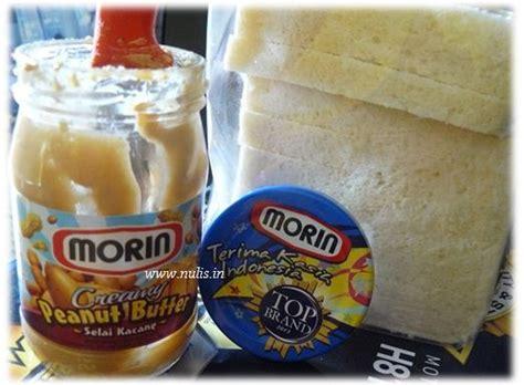 Kacang Morin 187 morin penut butter paling laris dioles roti