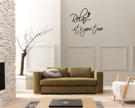 vinyl walls for bathrooms relax it s your time bathroom vinyl wall art stickers wall