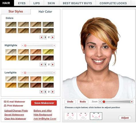 hair color generator the 25 best hair color generator ideas on