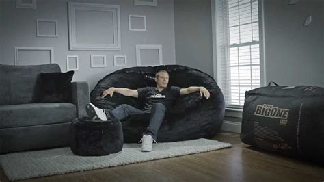 the big one lovesac lovesac product guide the bigone overview youtube
