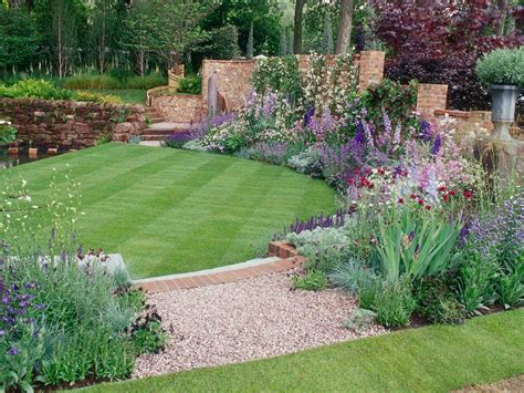 backyard landscaping plans backyard ideas hgtv