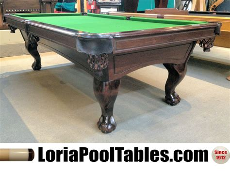 sold pre owned 8ft amf playmaster pool table loria awards