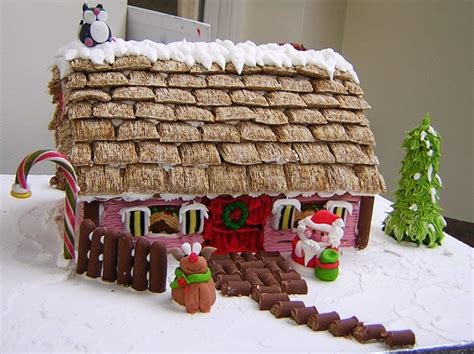 Bread Houses by Bread House Gingerbread House Ideas