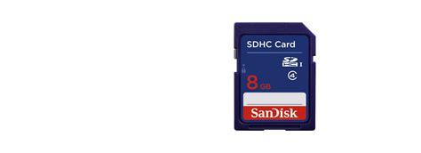 Sandisk Sdhc 8gb sandisk 8gb sdhc memory card shoptronics
